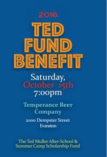 temperance fundraiser